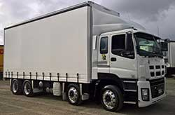 8x4 Standard Curtainside 400-430hp